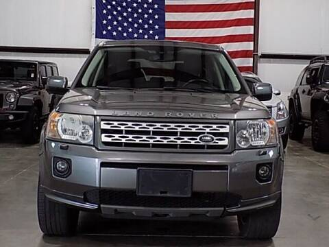 2011 Land Rover LR2 for sale at Texas Motor Sport in Houston TX