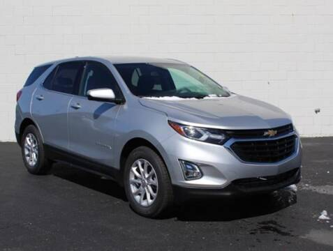 2019 Chevrolet Equinox for sale at Ed Koehn Chevrolet in Rockford MI