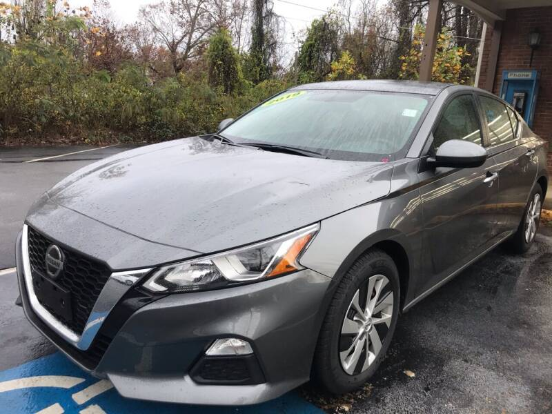 2019 Nissan Altima for sale at Scotty's Auto Sales, Inc. in Elkin NC