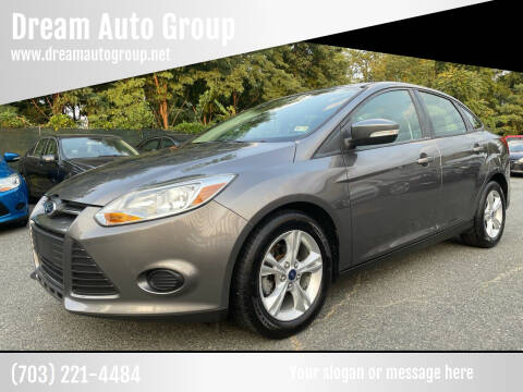 2013 Ford Focus for sale at Dream Auto Group in Dumfries VA