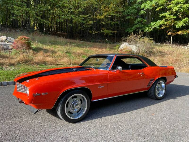 1969 Chevrolet Camaro for sale at Right Pedal Auto Sales INC in Wind Gap PA