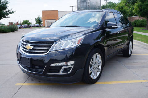 2014 Chevrolet Traverse for sale at International Auto Sales in Garland TX