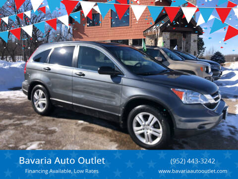 2011 Honda CR-V for sale at Bavaria Auto Outlet in Victoria MN