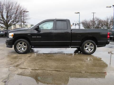 2007 Dodge Ram Pickup 1500 for sale at Low Cost Cars North in Whitehall OH