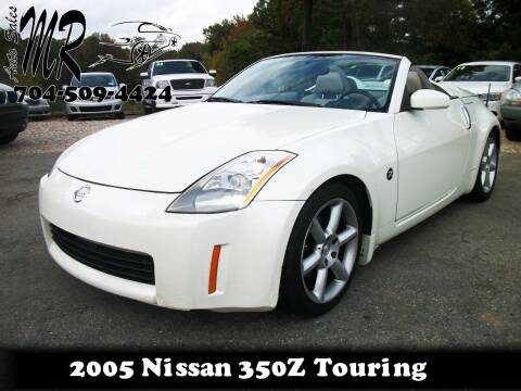 2005 Nissan 350Z for sale at Mr Auto Sales in Charlotte NC