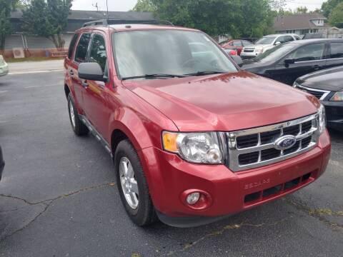 2012 Ford Escape for sale at I Car Motors in Joliet IL
