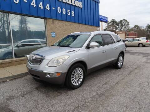 2012 Buick Enclave for sale at 1st Choice Autos in Smyrna GA