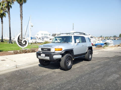 2007 Toyota FJ Cruiser for sale at Imports Auto Sales & Service in Alameda CA
