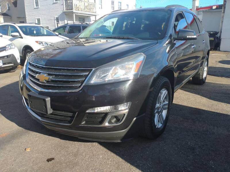 2013 Chevrolet Traverse for sale at Choice Motor Group in Lawrence MA