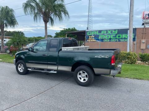 2004 Ford F-150 Heritage for sale at Galaxy Motors Inc in Melbourne FL