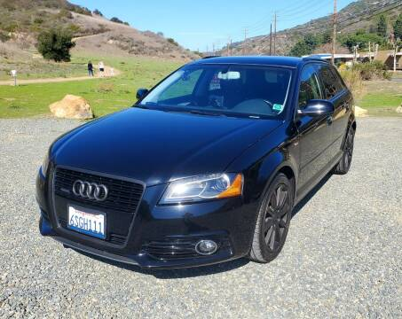 2011 Audi A3 for sale at The Car Store in Milford MA