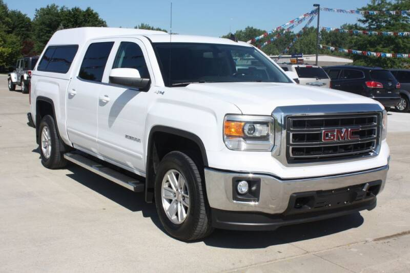 2015 GMC Sierra 1500 for sale at Sandusky Auto Sales in Sandusky MI