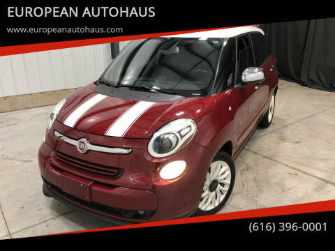 2014 FIAT 500L for sale at EUROPEAN AUTOHAUS in Holland MI