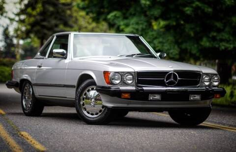 1989 Mercedes-Benz 560-Class for sale at MS Motors in Portland OR
