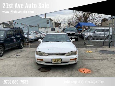 1996 Toyota Camry for sale at 21st Ave Auto Sale in Paterson NJ