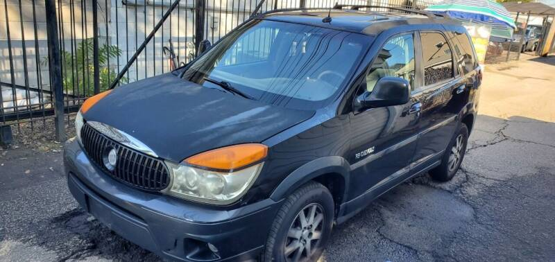 2003 Buick Rendezvous for sale at Western Star Auto Sales in Chicago IL