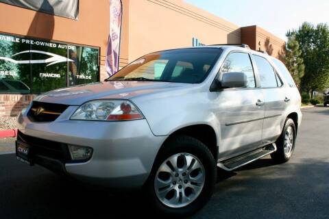 2003 Acura MDX for sale at CK Motors in Murrieta CA