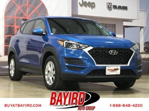 2019 Hyundai Tucson for sale at Bayird Truck Center in Paragould AR