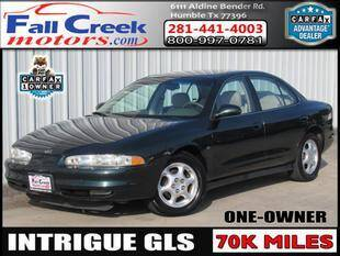 1999 Oldsmobile Intrigue for sale at Fall Creek Motor Cars in Humble TX