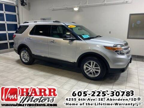 2013 Ford Explorer for sale at Harr's Redfield Ford in Redfield SD