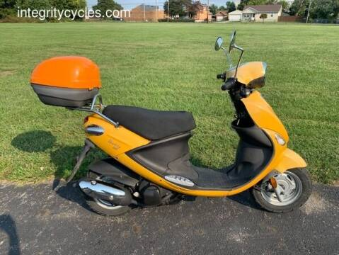 2012 GENUINE SCOOTER CO BUDDY 125 for sale at INTEGRITY CYCLES LLC in Columbus OH