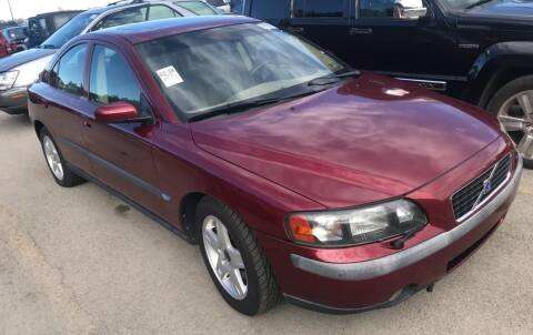 2004 Volvo S60 for sale at Trocci's Auto Sales in West Pittsburg PA