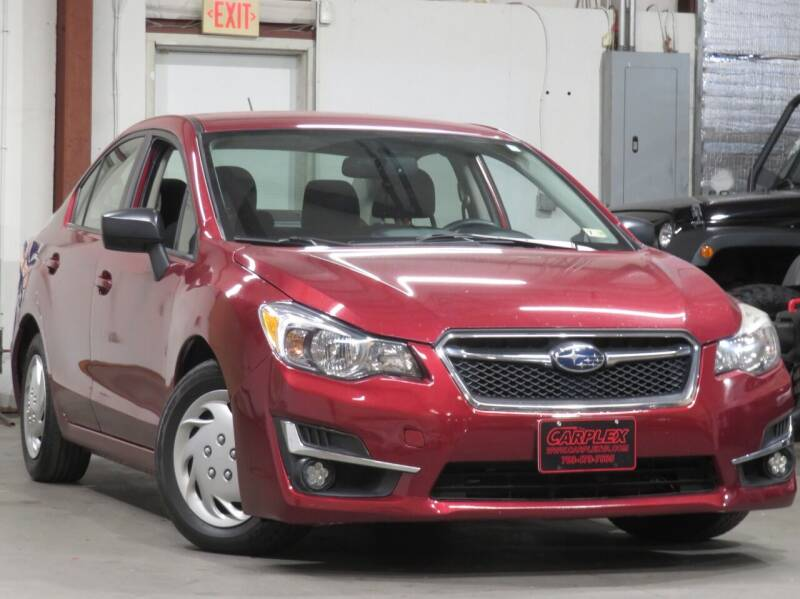 2016 Subaru Impreza for sale at CarPlex in Manassas VA