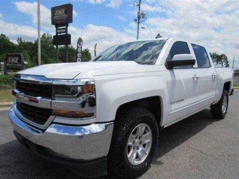 2018 Chevrolet Silverado 1500 for sale at J T Auto Group in Sanford NC