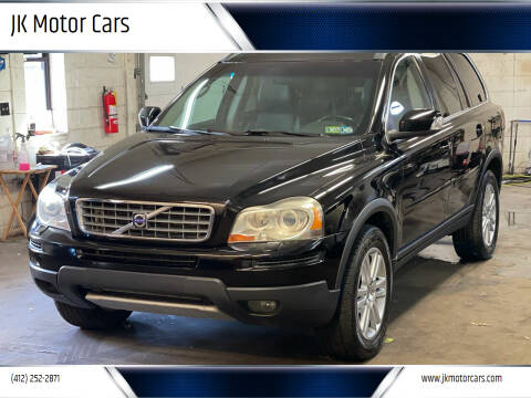 2009 Volvo XC90 for sale at JK Motor Cars in Pittsburgh PA