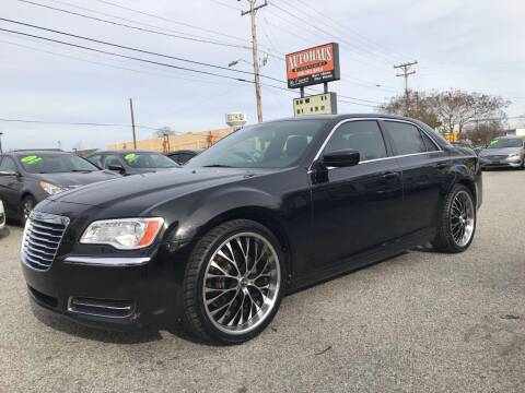 2013 Chrysler 300 for sale at Autohaus of Greensboro in Greensboro NC