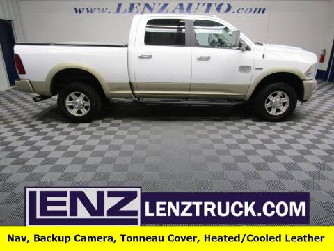 2012 RAM Ram Pickup 2500 for sale at LENZ TRUCK CENTER in Fond Du Lac WI