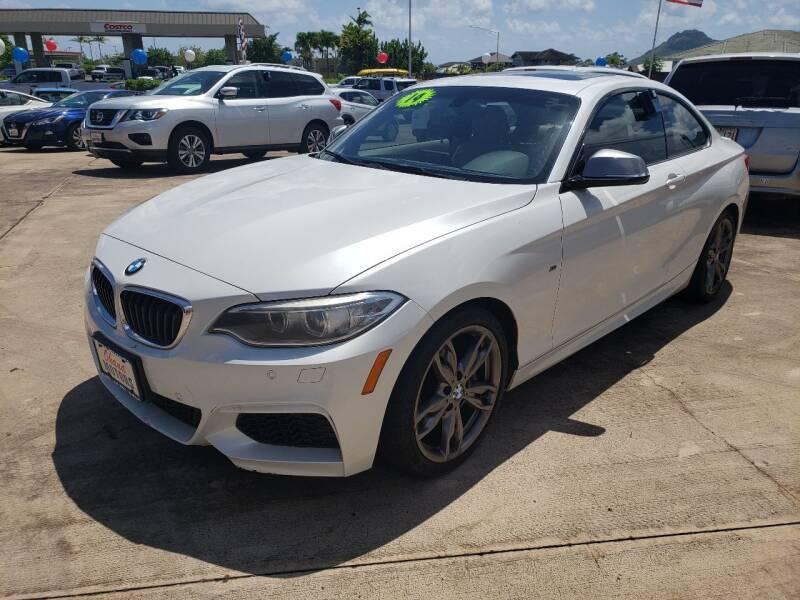 2014 BMW 2 Series for sale at Ohana Motors in Lihue HI