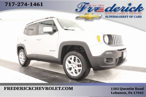 2015 Jeep Renegade for sale at Lancaster Pre-Owned in Lancaster PA