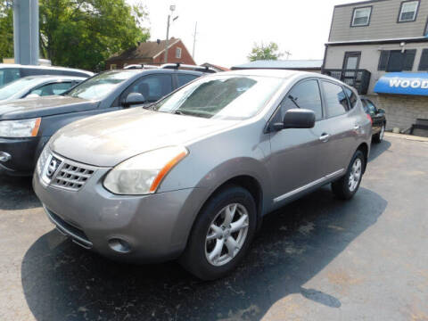 2012 Nissan Rogue for sale at WOOD MOTOR COMPANY in Madison TN
