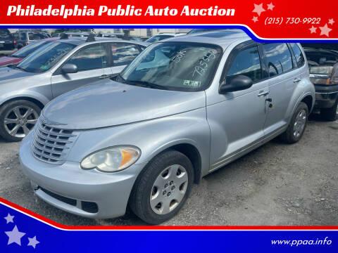 2007 Chrysler PT Cruiser for sale at Philadelphia Public Auto Auction in Philadelphia PA