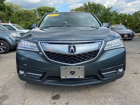 2014 Acura MDX for sale at Nasa Auto Group LLC in Passaic NJ