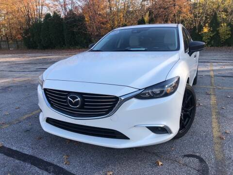 2017 Mazda MAZDA6 for sale at TKP Auto Sales in Eastlake OH