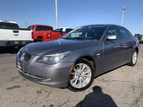 2010 BMW 5 Series for sale at Superior Auto Mall of Chenoa in Chenoa IL