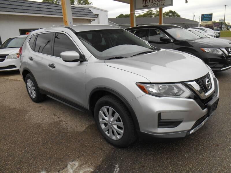 2017 Nissan Rogue for sale at Unity Motors LLC in Jenison MI