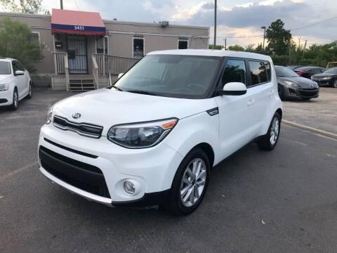 2018 Kia Soul for sale at Saipan Auto Sales in Houston TX