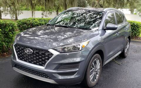 2019 Hyundai Tucson for sale at The Auto Adoption Center in Tampa FL
