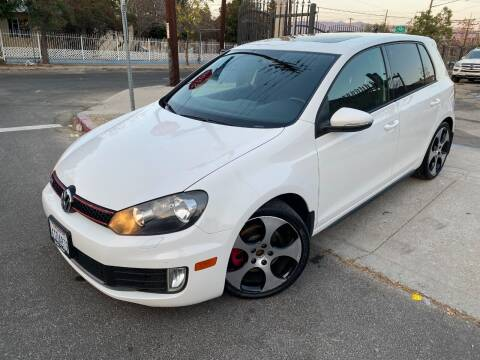 2011 Volkswagen GTI for sale at West Coast Motor Sports in North Hollywood CA