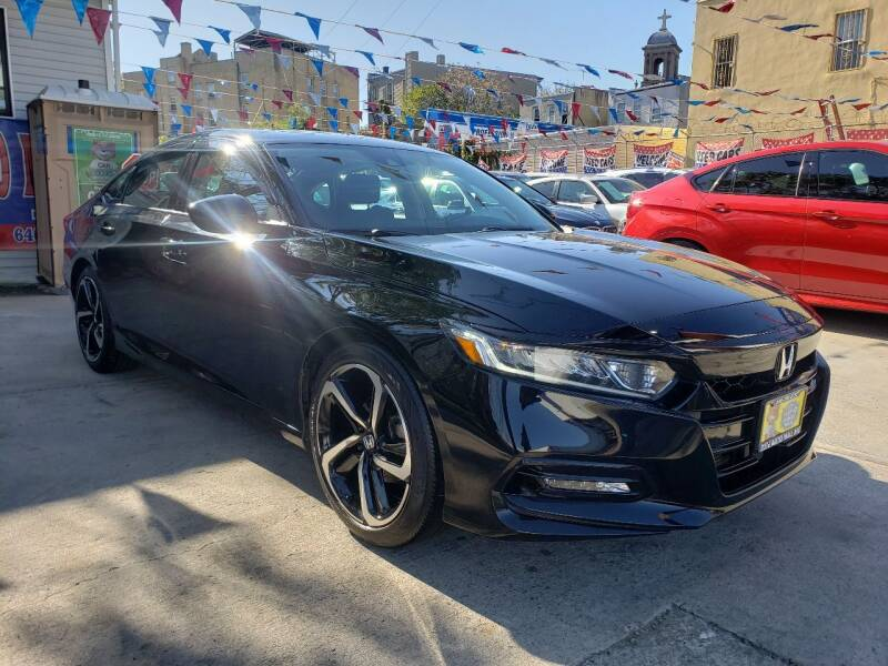 2018 Honda Accord for sale at Elite Automall Inc in Ridgewood NY