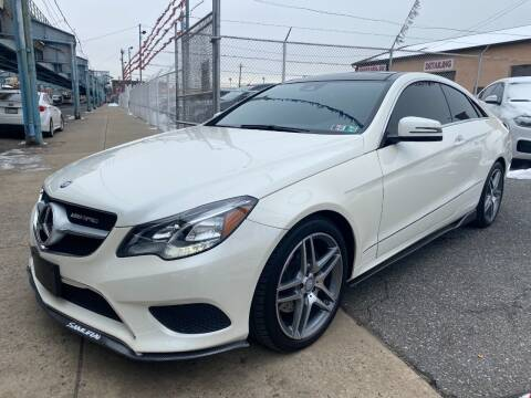 2015 Mercedes-Benz E-Class for sale at The PA Kar Store Inc in Philladelphia PA