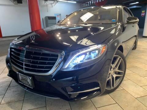 2015 Mercedes-Benz S-Class for sale at EUROPEAN AUTO EXPO in Lodi NJ