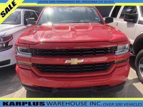 2017 Chevrolet Silverado 1500 for sale at Karplus Warehouse in Pacoima CA