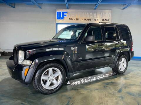 2009 Jeep Liberty for sale at Wes Financial Auto in Dearborn Heights MI