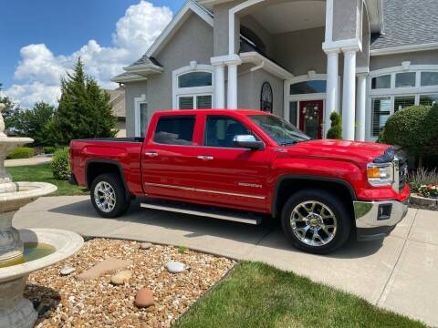 2014 GMC Sierra 1500 for sale at Brewer's Auto Sales in Greenwood MO