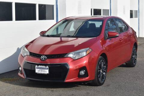 2014 Toyota Corolla for sale at IdealCarsUSA.com in East Windsor NJ