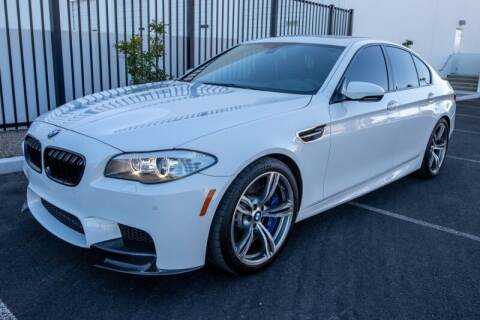 2013 BMW M5 for sale at REVEURO in Las Vegas NV